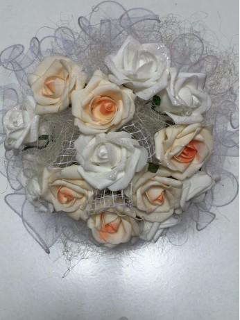 Сватбен букет 11