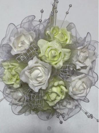 Сватбен букет - Перла