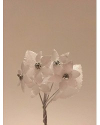 Бутониера с пет цветчета