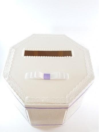 Бяла кутия за пари
