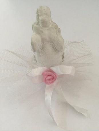 Бяло слонче с розичка