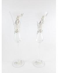 Сребристи чаши за ритуал