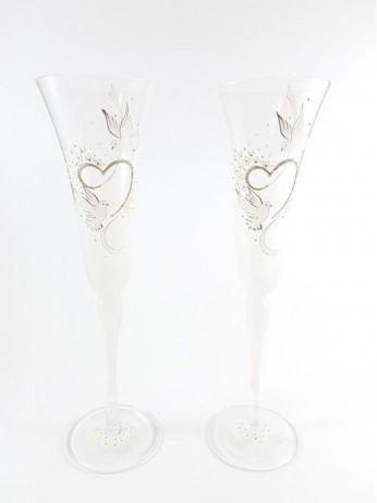 Уникални матирани ритуални чаши